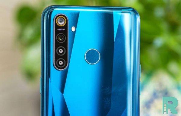 В России презентовали новые смартфоны Realme 5 и Realme 5 Pro