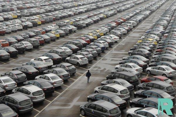 В сентябре в Санкт-Петербурге автопроизводство снизилось на 15%