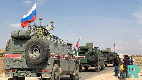 В Сирию прибыли около 300 военных полицейских из России