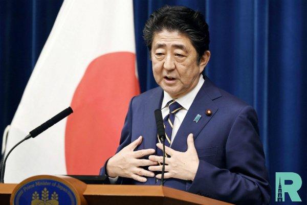 Министр экономики Японии подал в отставку из-за скандала