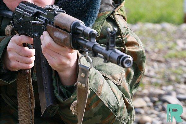 В Забайкалье военным застрелены его восемь сослуживцев