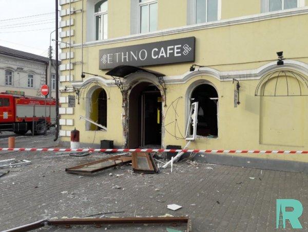 В Улан-Удэ из-за взрыва в кафе газа пострадало 12 человек