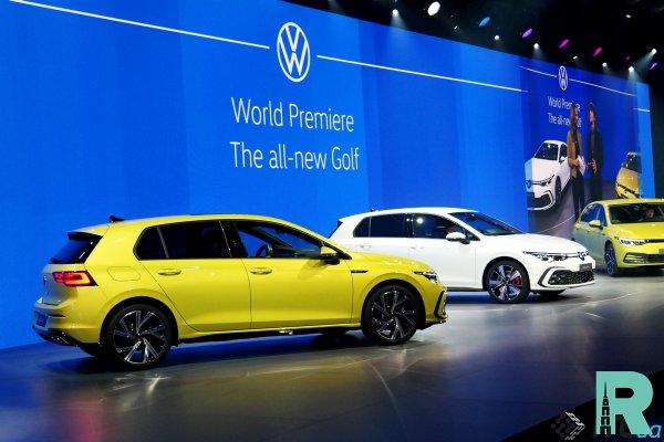 Представлено новое поколение Volkswagen Golf
