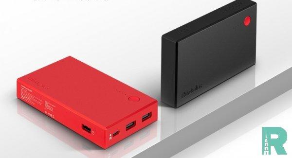 Lenovo презентовала для ноутбуков мощный внешний аккумулятор