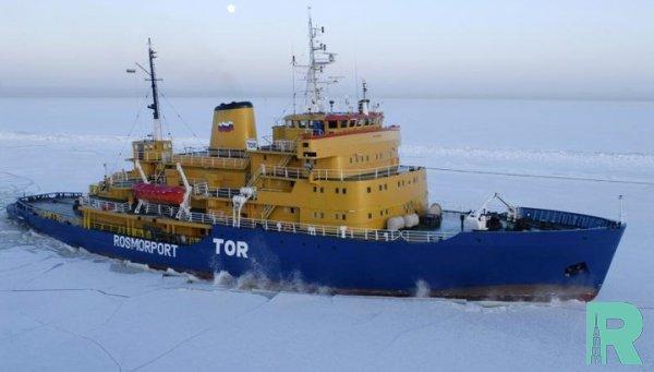 В Японии будет создана система для безопасной навигации в Арктике