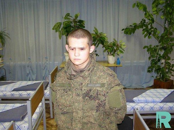 Озвучена основная причина почему в Забайкалье солдат расстрелял сослуживцев
