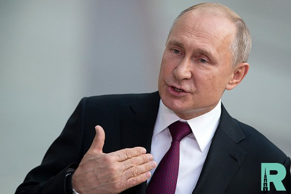Путин выступил с призывом обнуления взаимных претензий Украины и России по газу