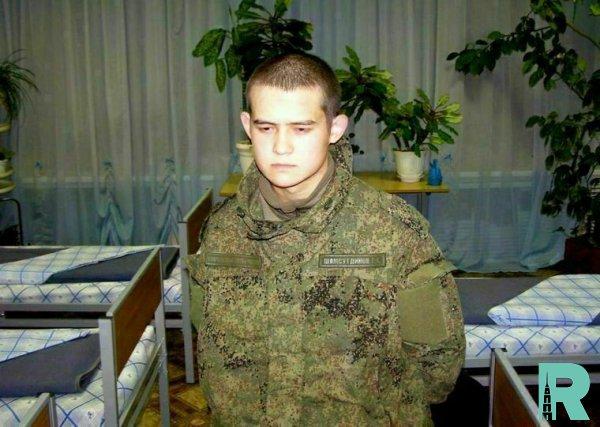 Солдат Шамсутдинов рассказал зачем расстрелял своих сослуживцев