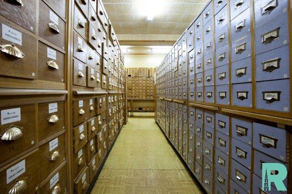 В стене Главархива найдены уникальные документы военного времени