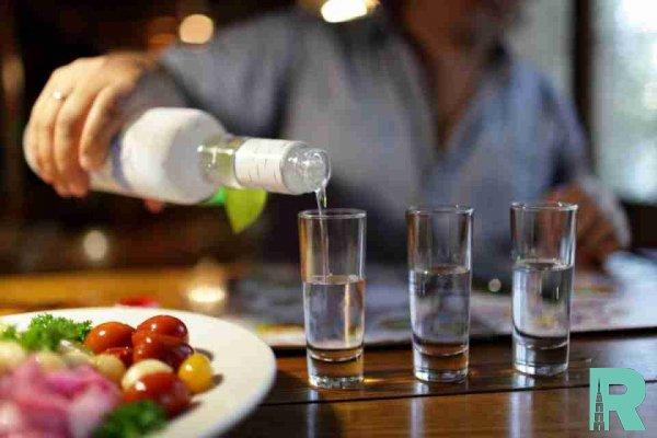 Россия оказалась в десятке самых «пьющих» государств мира