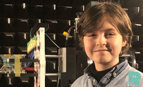 В Бельгии в университет поступил 9-летний ребенок